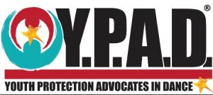 Youth Protection Advocates In Dance Logo.